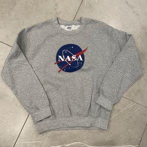 NASA Crewneck Sweater